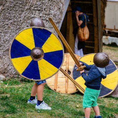 Viking adventures at Parc Ornavik