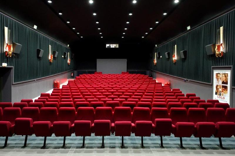 Cinéma Le Palace in CHERBOURG-EN-COTENTIN : Normandy Tourism, France