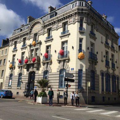 Cherbourg Umbrella Factory