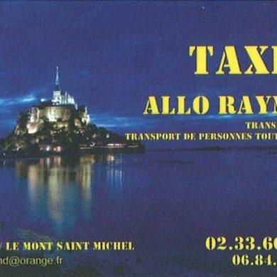 Sarl Taxi Allo Raymond